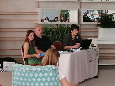 """U Šibeniku održana provedbena radionica za korisnike bespovratnih sredstava odobrenih na pozivu """"Prostori sudjelovanja"""" 2"""