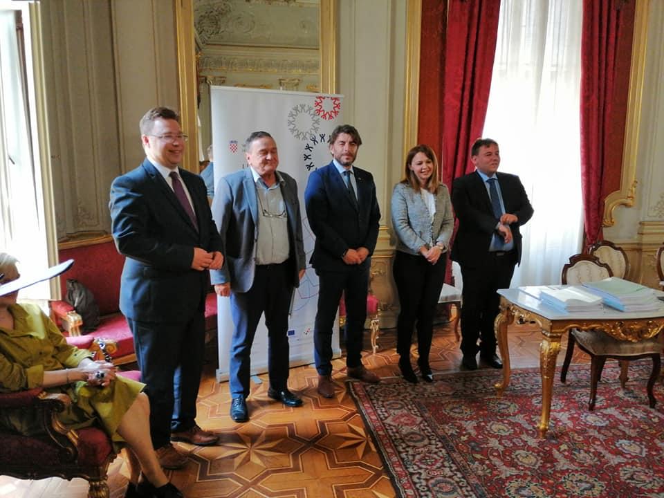 54 milijuna kuna iz Europskog socijalnog fonda za razvoj programa revitalizacije prostora u javnom vlasništvu kroz partnerstvo civilnog društva i lokalne zajednice 2