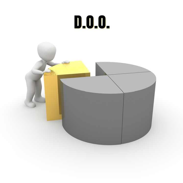 Razlika između pravnih oblika tvrtki: obrt, j. d.o.o. i d.o.o., što otvoriti? 3