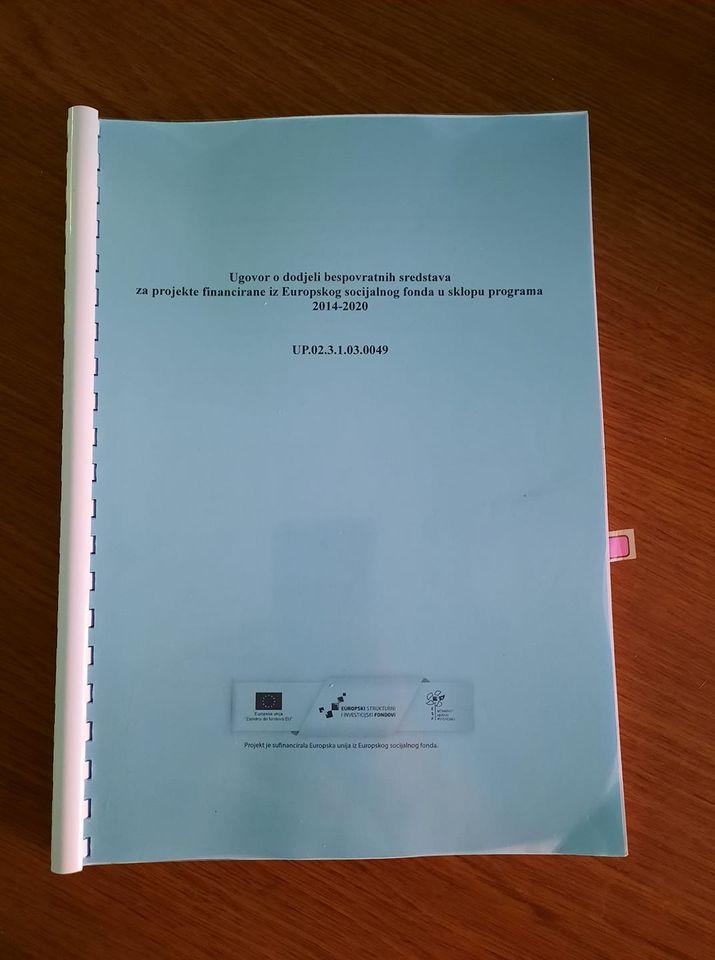 """Ugovor je tu: projekt """"Ždralice pokreću"""" 1"""