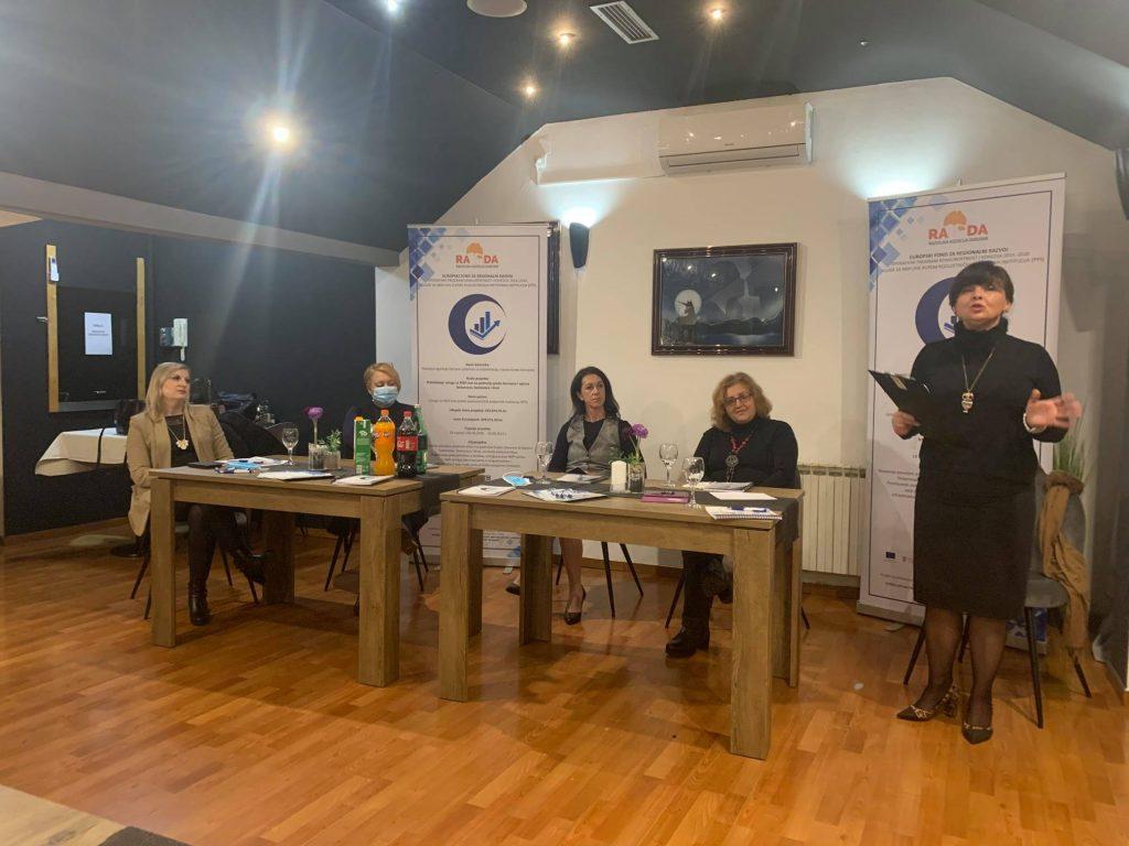 Žensko poduzetništvo 2