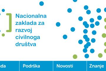 Nacionalna zaklada u suradnji s Ministarstvom hrvatskih branitelja raspisala natječaj za dodjelu institucionalnih podrški udrugama iz Domovinskog rata 4