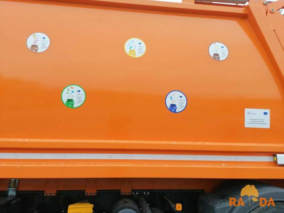 Komunalno vozilo za odvojeno prikupljanje otpada stiglo u Darkom d.o.o. 1