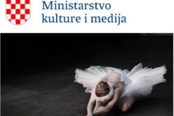 Objavljen Poziv za predlaganje programa javnih potreba u kulturi Republike Hrvatske za 2022. godinu 1