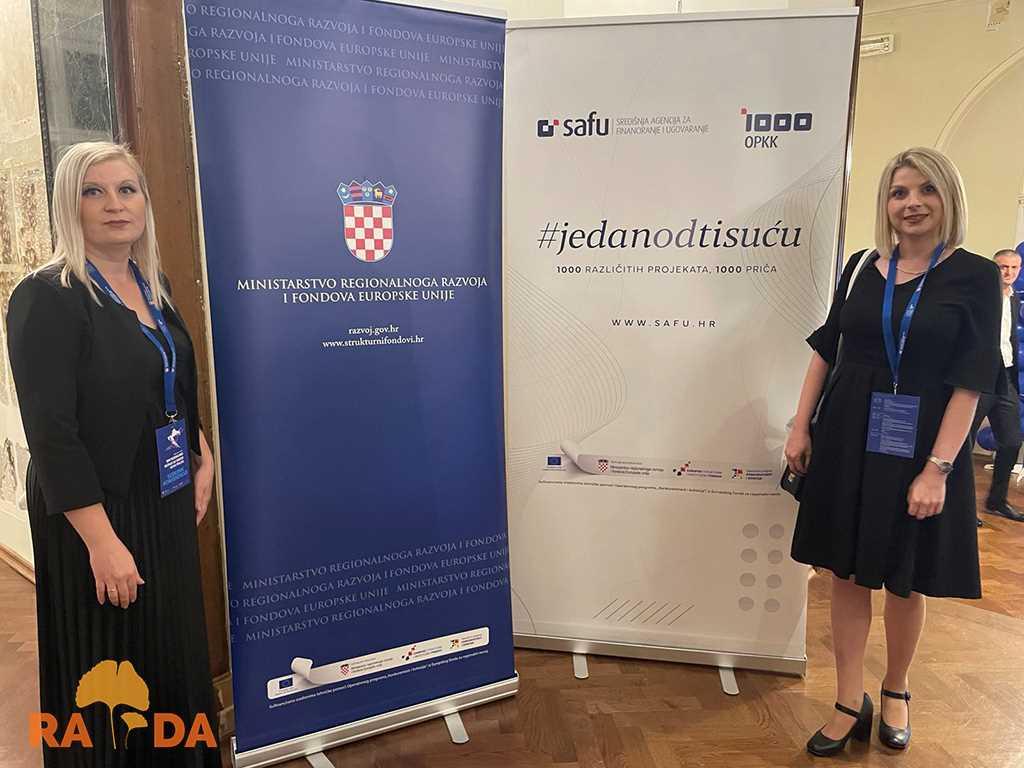 """Otvorena konferencija """"Dani regionalnoga razvoja i fondova EU – Nove prilike"""" 3"""