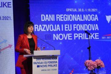 """Objavljen Poziv na konferenciju """"Dani regionalnoga razvoja i fondova Europske unije - Ključni izazovi novog razdoblja"""" 10"""