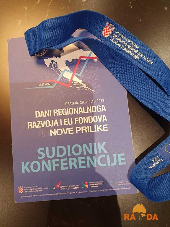 """Otvorena konferencija """"Dani regionalnoga razvoja i fondova EU – Nove prilike"""" 2"""